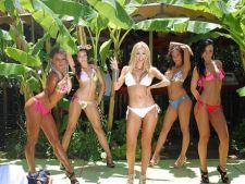 Andreea Balan, topless in videoclipul