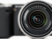 Primele camere foto cu vizor OLED: SONY NEX7 si NEX5N