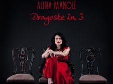 Alina Manole lanseaza albumul