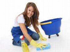 Curatenia in casa si gradina: 8 activitati care te ajuta sa slabesti