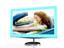 Philips a lansat monitorul cu lumina albastra relaxanta