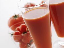 Beneficiile sucului de rosii