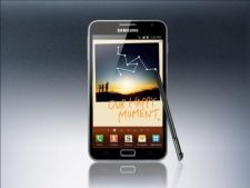 S-a lansat Samsung Galaxy Note, smartphone-ul tableta