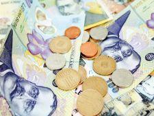 Salariul mediu brut a crescut cu un leu in luna iulie