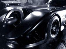 Masina lui Batman este de vanzare! Afla cat costa!
