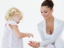 Educatia timpurie a copilului mic