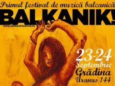 Balkanik, primul festival de muzica si cultura balcanica din Romania