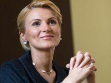 Andreea Paul Vass candideaza la sefia Organizatiei de femei a PDL