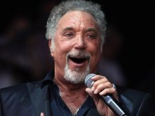 Tom Jones concerteaza la Bucuresti