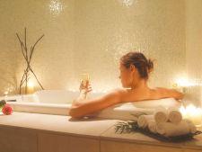 Relaxeaza-te complet cu o baie fierbinte
