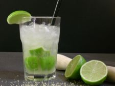 Caipirinha, cocktail brazilian