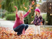 Cum sa-ti imbraci copilul la inceput de toamna