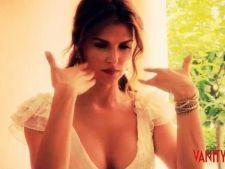 Monica Barladeanu, pictorial pentru Vanity Fair