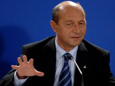 Traian Basescu, in vizita la Washinghton