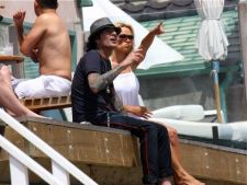 Pamela Anderson crede ca va imbatrani alaturi de Tommy Lee