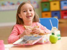 Idei pentru pachetul cu mancare al copilului
