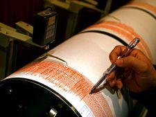 Un nou cutremur in zona Vrancea