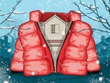 4 modalitati de a-ti izola termic casa in sezonul rece