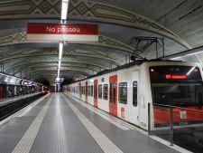 Metroul bucurestean se innoieste. Metrorex a cumparat 16 garnitori de tren de la o compania spaniola