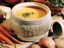 Supa de toamna cu vita si legume