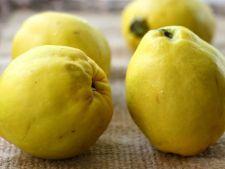 Gutuile, fructele - minune ale toamnei