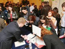 Bursa locurilor de munca pentru absolventii de liceu si facultate