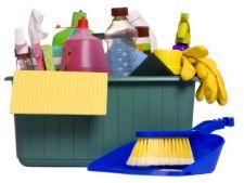 Cum scapi de suprafetele lipicioase din casa
