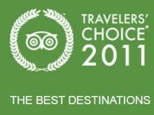 Cele mai bune destinatii din Europa in 2011 conform TripAdvisor