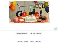 Google implineste 13 ani de existenta