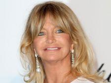 Goldie Hawn, din nou in lumina reflectoarelor