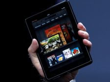 iPad are un nou adversar: tableta Kindle Fire