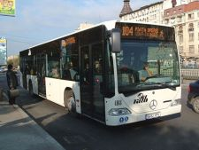 RATB modifica in weekend traseele unor mijloace de transport comun