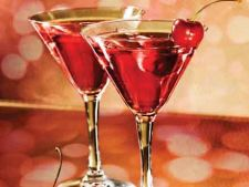 Cocktail de toamna cu cirese
