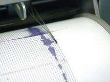 Cutremur de 3,9 grade in Vrancea