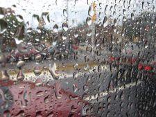 Weekend-ul aduce temperaturi scazute si ploi