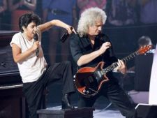 Lady Gaga ar putea canta in trupa Queen