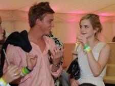 Emma Watson, parasita de iubit pentru ca era
