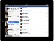 Facebook lanseaza  aplicatia pentru iPad