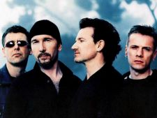 Top 5 cele mai bune piese lansate de U2