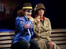 Adela Popescu si Mihai Bendeac in premiera la Teatrul Metropolis