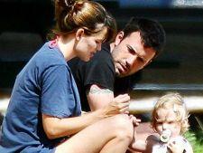 Ben Affleck si Jennifer Garner vor avea un baietel