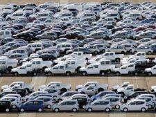 Statistica: Numarul de masini noi inmatriculate a scazut cu 10,37%