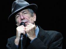 Leonard Cohen lucreaza la un nou album, impreuna cu fiul sau