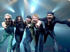 Scorpions lanseaza un album live