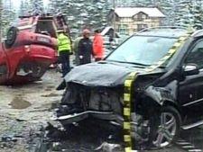 Accident provocat de Serban Huidu