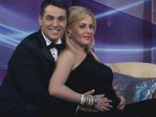 Cristi Brancu si Oana Turcu si-au botezat copilul in strainatate