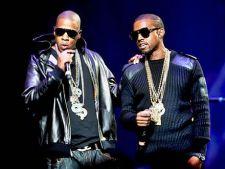 Jay-Z si Kanye West, dati in judecata pentru piesa