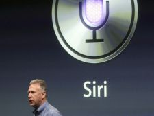 Asistentul vocal Siri al iPhone,