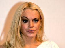 Lindsay Lohan spala podeaua la morga