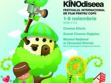 Detalii despre festivalul international de film pentru copii Kinodiseea 2011